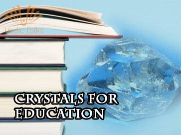 Crystals for Education-Streamline your Studies