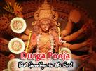 Durga Pooja   Bid Goodbye to the Evil