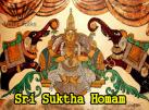 Sri Suktha Homam-Recover from your Losses
