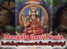 Mangala Gauri Pooja   Invite Auspiciousness to Erase Negativity!