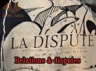 Relations   disputes