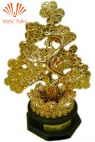 Gold Plated Money Tree