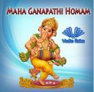 Maha Ganapathi Homam
