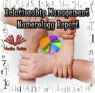Relationship Management Numerology Report