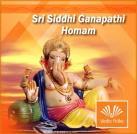 Sri Siddhi Ganapathy Homam