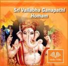 Sri Vallabha Ganapathy Homam