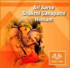 Sri Sarva Sakthi Ganapathy Homam