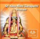 Sri Nava Nidhi Ganapathy Homam