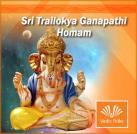 Sri Trailokya ganapathy  Homam