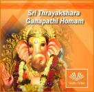 Sri Thrayakshara Ganapathy Homam