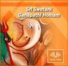 Sri Swetark Ganapathy homam
