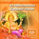 Sri Abhishtavaratha Ganapathy Homam