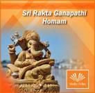 Sri Rakta Ganapathy Homam
