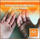 Entire Life Predictions from Palms