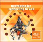 Rudraksha for connecting to God