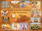 Vishnu Series of homam - Combo Offer Booking Page