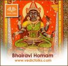 Bhairavi Homa—Gain the Bliss of Life