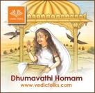 Dhumavati Homa – Evidence the Cosmic Dissolution