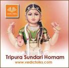 Tripura Sundari Homa   Let Beauty Accredit You!