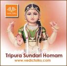 Tripura Sundari Homa   Let Beauty Accredit You!
