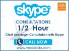 Chief Astrologer Consultation with Skype