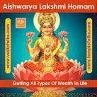 Aishwarya Lakshmi  homam