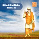 Shirdi Sai Baba Homam   Bid goodbye to health problems