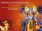 Vishnu Sahasranama Homam