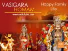 Vasigara Homam—Happy family life