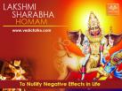 Lord Sharabha Homam