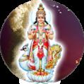 Chandra graha shanti homam