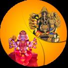 Supreme Combo Ganapathi Homam and Chandi Homa