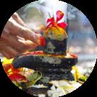 Lord Linga Sahasranama Homam on Kala Bhairava Jayanthi