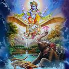 Narayana Kavacham Homam on Valmiki and Meerabhai Jayanthi