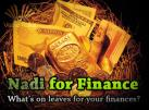 Nadi for Finance   What 's on leaves for your finances?