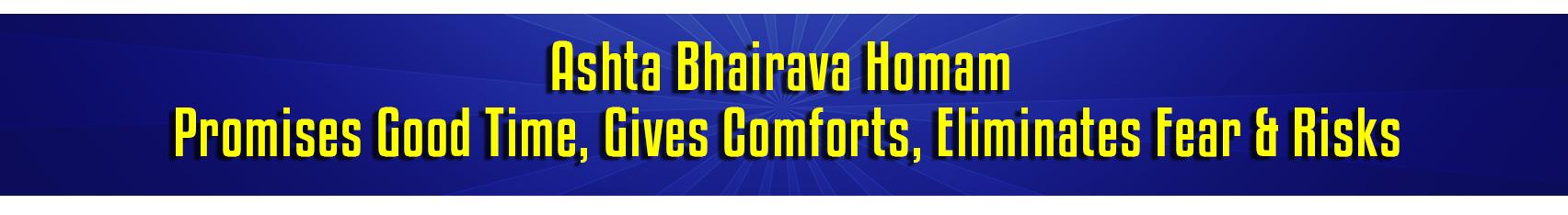 Ashta Bhairava Significance