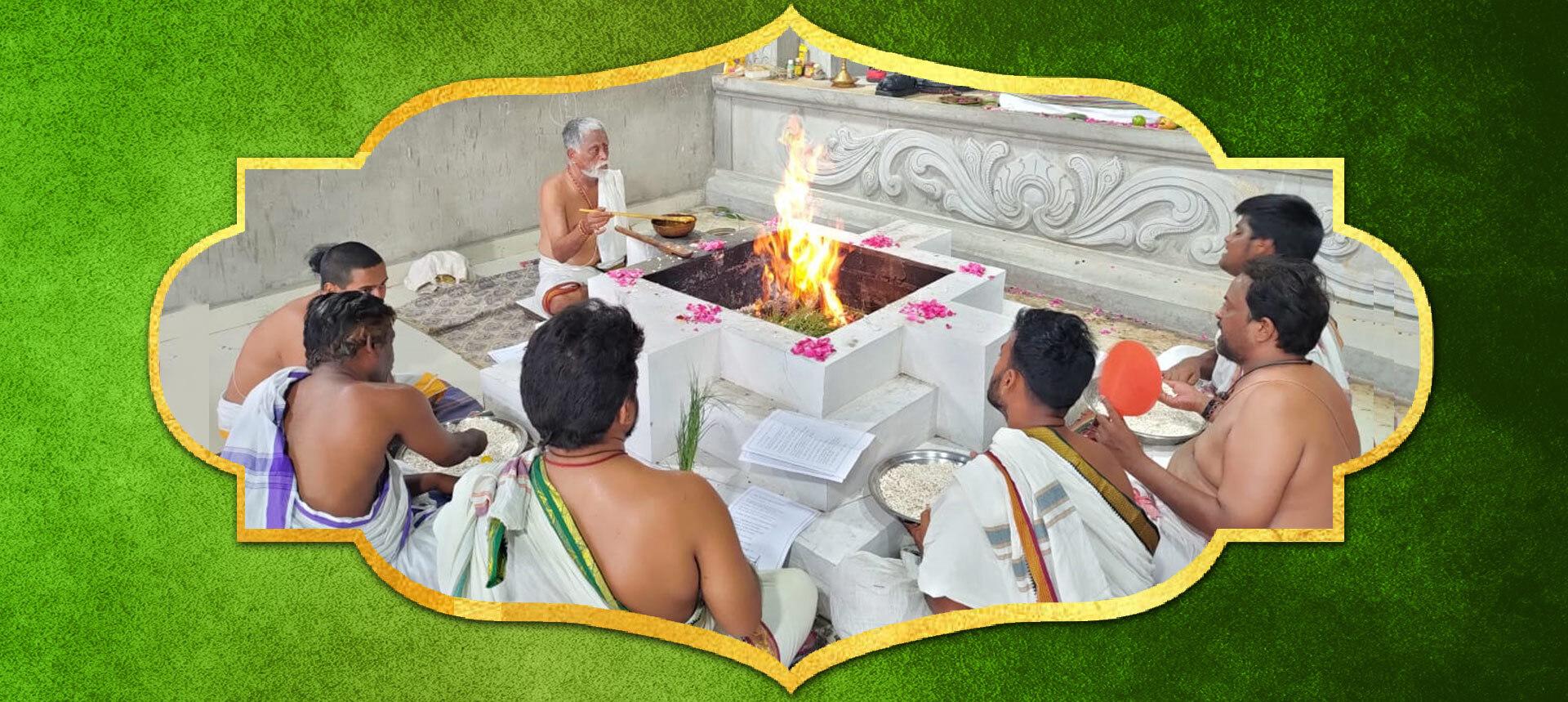 Ashta Murthi Homam
