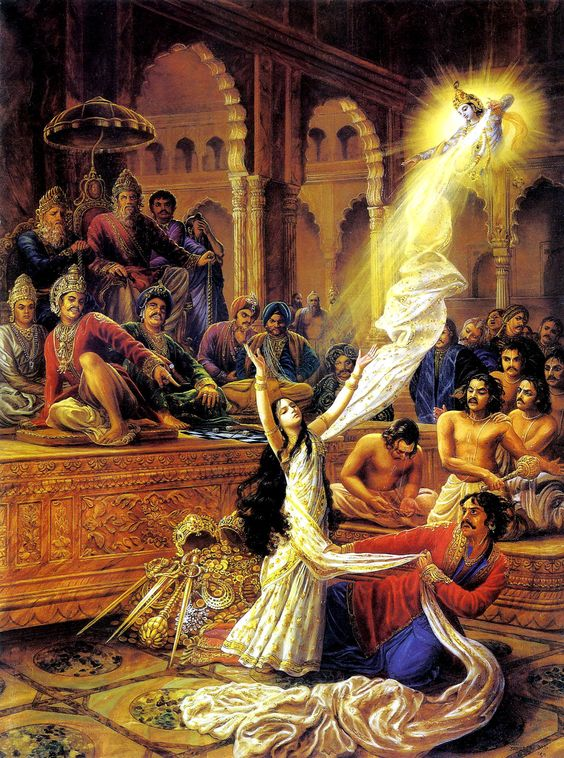 mahabharata and king